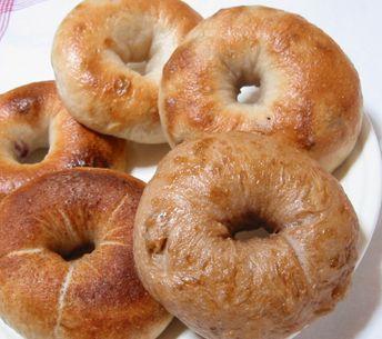 browny bagels