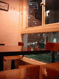 夕暮れのcafe