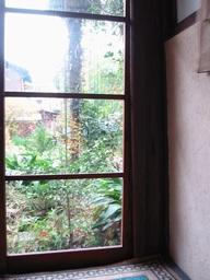 窓の外・・・