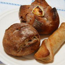 いちぢくパンなど