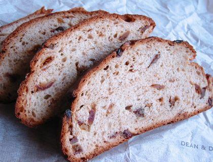 なつめやしといちじくのパン